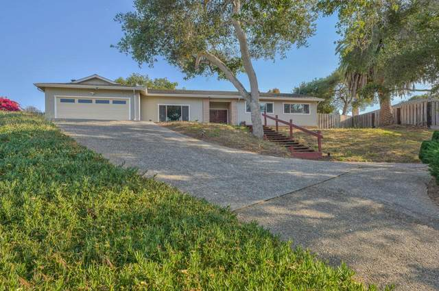 15310 Oak Hills Dr, Salinas, CA 93907 (#ML81849941) :: The Gilmartin Group