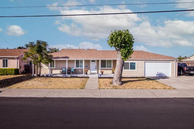 15602 Wagner St, San Lorenzo, CA 94580 (#ML81849953) :: The Kulda Real Estate Group