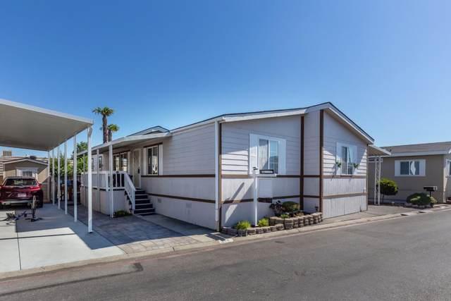 1085 Tasman Dr 219, Sunnyvale, CA 94089 (#ML81849956) :: The Kulda Real Estate Group