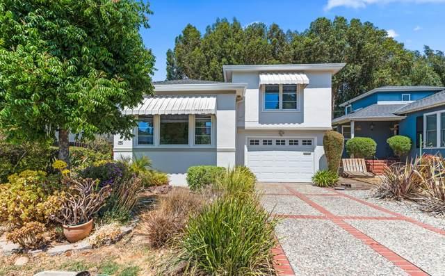 3525 Winway, San Mateo, CA 94403 (#ML81849958) :: The Kulda Real Estate Group