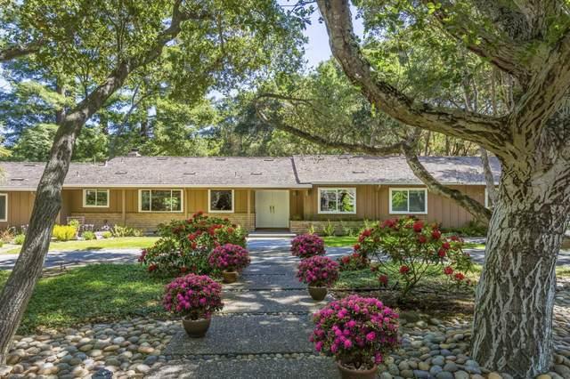 240 Willowbrook Dr, Portola Valley, CA 94028 (#ML81849968) :: Strock Real Estate