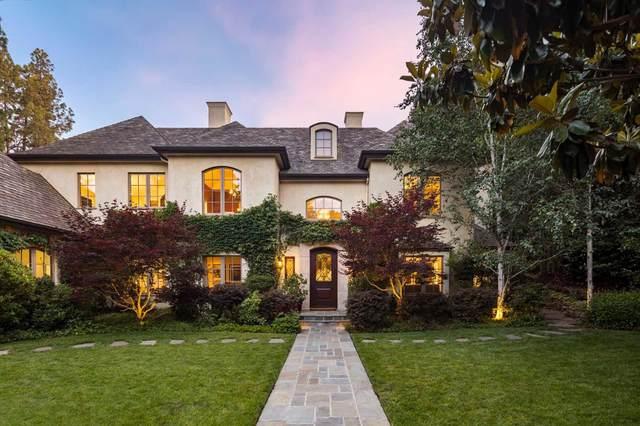 120 Escanyo Way, Portola Valley, CA 94028 (#ML81849977) :: Schneider Estates