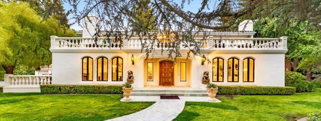 165 Patricia Dr, Atherton, CA 94027 (#ML81849980) :: The Kulda Real Estate Group