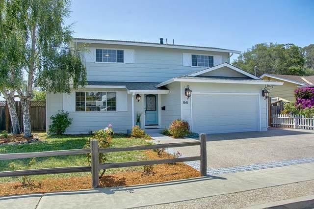 1941 Newport Ave, Santa Cruz, CA 95062 (MLS #ML81849982) :: Compass