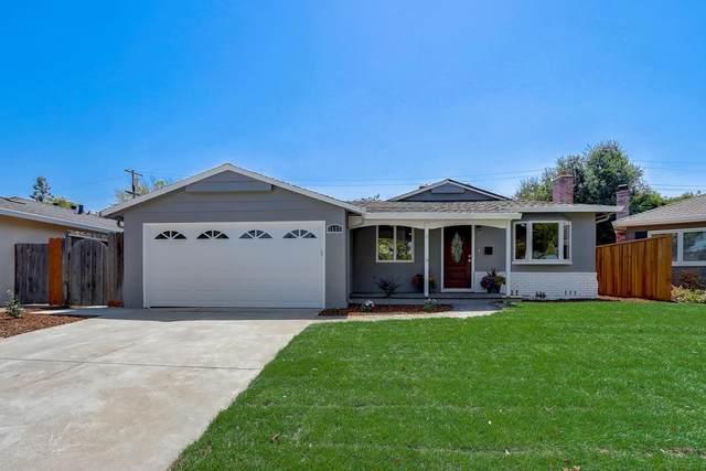 1111 Steeplechase Ln, Cupertino, CA 95014 (#ML81850011) :: Strock Real Estate