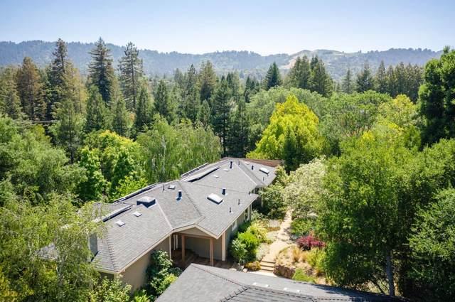 10 Applewood Ln, Portola Valley, CA 94028 (#ML81850023) :: Strock Real Estate