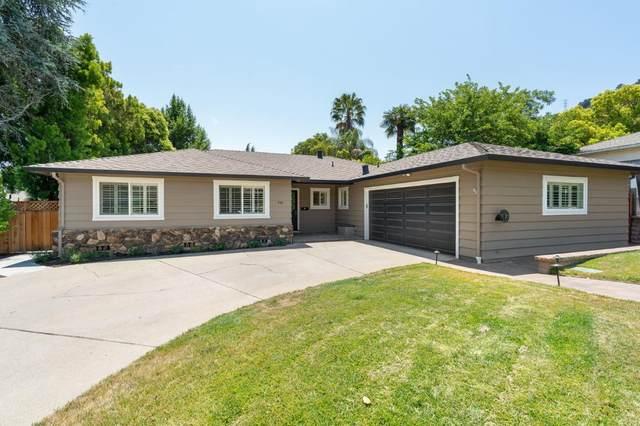 770 Claremont Dr, Morgan Hill, CA 95037 (#ML81850025) :: The Kulda Real Estate Group