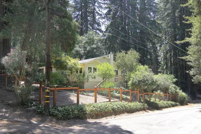 10990 Riverside Rd, Brookdale, CA 95007 (#ML81850026) :: The Kulda Real Estate Group