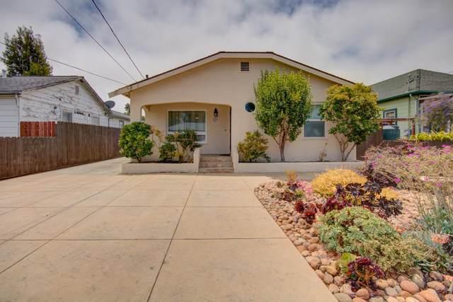 432 Grant St, Santa Cruz, CA 95060 (#ML81850056) :: The Kulda Real Estate Group
