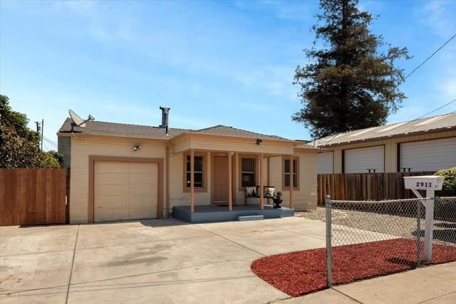 2911 Crocker Ave, Redwood City, CA 94063 (#ML81850057) :: Strock Real Estate