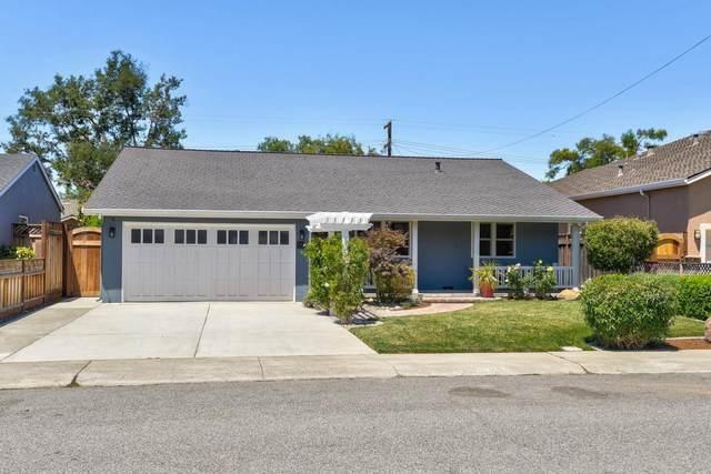 1471 Grace Ave, San Jose, CA 95125 (#ML81850066) :: RE/MAX Gold
