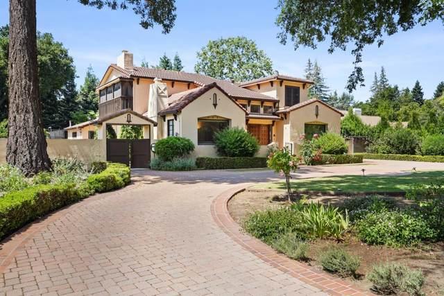 50 Amador Ave, Atherton, CA 94027 (#ML81850085) :: The Gilmartin Group