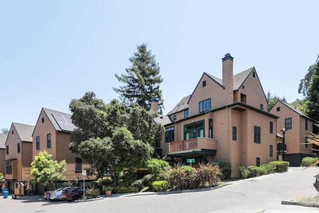 49 Edgewood Pl, Belmont, CA 94002 (#ML81850099) :: The Kulda Real Estate Group