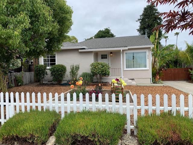 324 Harrison Ave, Santa Cruz, CA 95062 (#ML81850129) :: RE/MAX Gold
