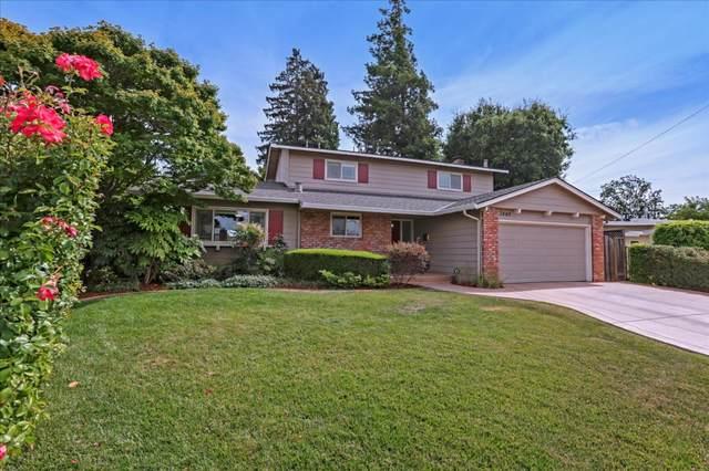 3440 Madonna Dr, San Jose, CA 95117 (#ML81850159) :: Strock Real Estate