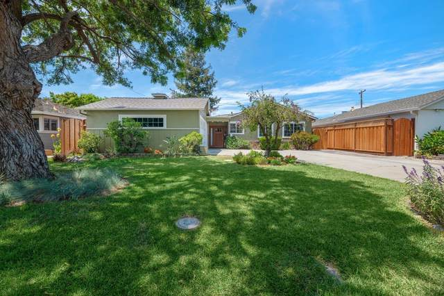 417 April Way, Campbell, CA 95008 (#ML81850183) :: Strock Real Estate