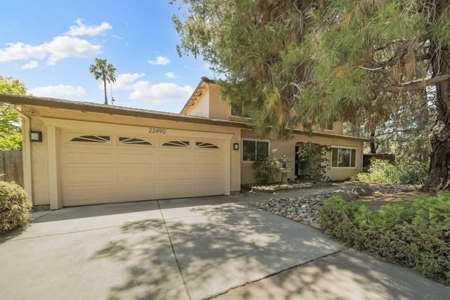 22490 Santa Paula Ave, Cupertino, CA 95014 (#ML81850191) :: Strock Real Estate