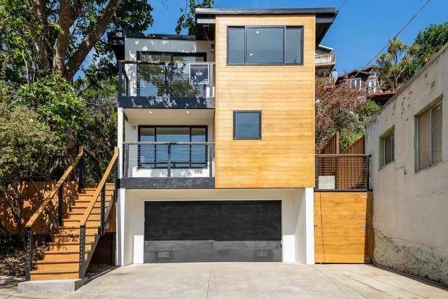 178 Sierra Point Rd, Brisbane, CA 94005 (#ML81850202) :: The Kulda Real Estate Group