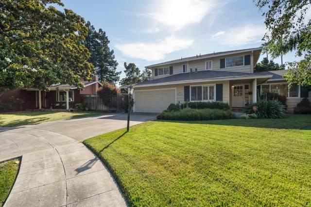 2259 Dry Creek Ct, San Jose, CA 95124 (#ML81850203) :: Strock Real Estate