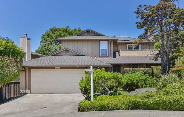 3715 Hillside Ct, San Mateo, CA 94403 (#ML81850218) :: Schneider Estates