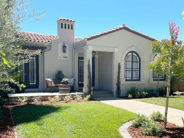 1312 Mariposa Ave, San Jose, CA 95126 (MLS #ML81850251) :: Compass