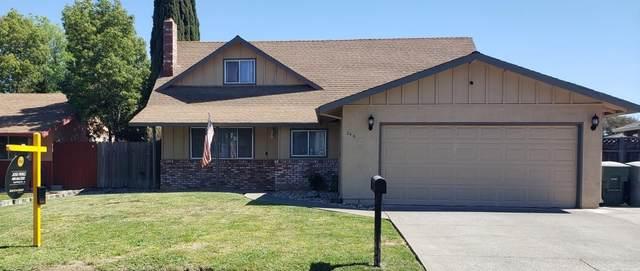 240 Livingston Ave, Vacaville, CA 95687 (#ML81850291) :: Strock Real Estate