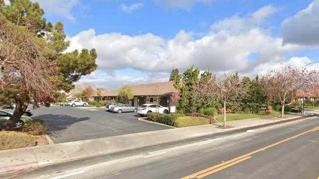 20395 Pacifica Dr 101, Cupertino, CA 95014 (#ML81850323) :: Strock Real Estate