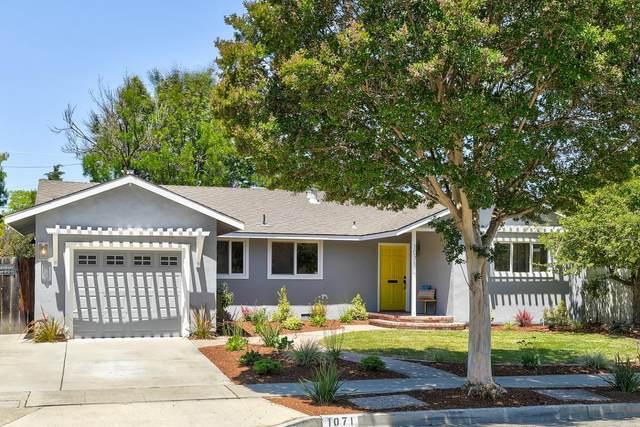 1071 Hudson Way, Sunnyvale, CA 94087 (#ML81850329) :: RE/MAX Gold