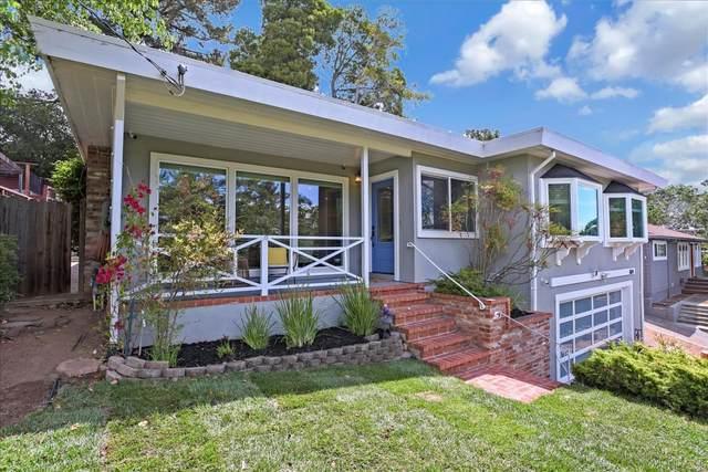 1624 Manzanita Ave, Belmont, CA 94002 (#ML81850357) :: The Kulda Real Estate Group