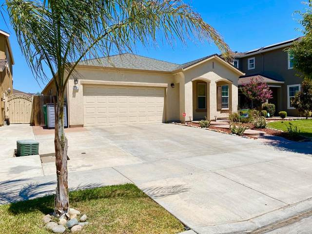 2145 Chapman Oak Dr, Stockton, CA 95205 (#ML81850360) :: The Gilmartin Group