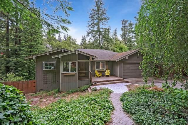 460 Brier Dr, Boulder Creek, CA 95006 (#ML81850384) :: RE/MAX Gold