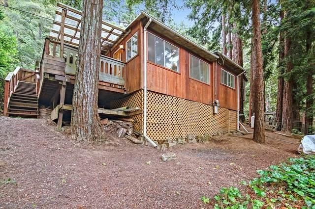 12278 Lake Blvd, Felton, CA 95018 (#ML81850412) :: RE/MAX Gold