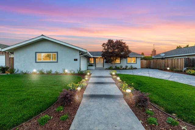 911 Oakdell Pl, San Jose, CA 95117 (#ML81850443) :: The Realty Society