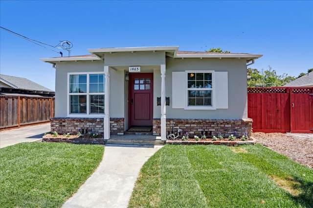 1463 Jackson St, Santa Clara, CA 95050 (#ML81850455) :: The Kulda Real Estate Group