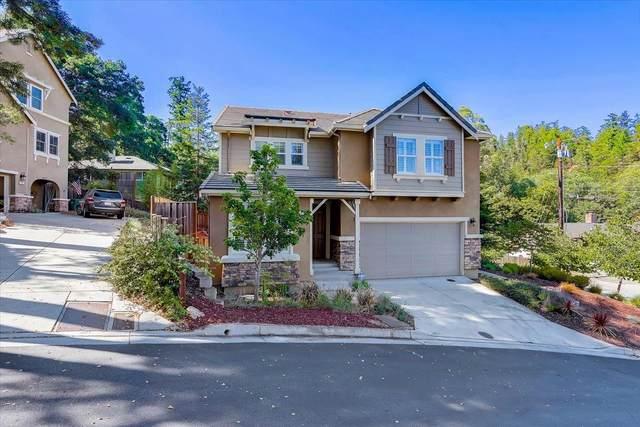 141 Meadowview Ln, Santa Cruz, CA 95060 (#ML81850471) :: The Kulda Real Estate Group