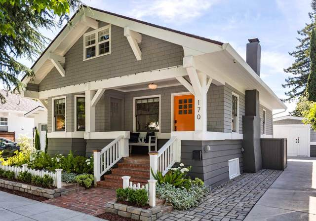 170 Hawthorne Ave, Palo Alto, CA 94301 (#ML81850476) :: Paymon Real Estate Group
