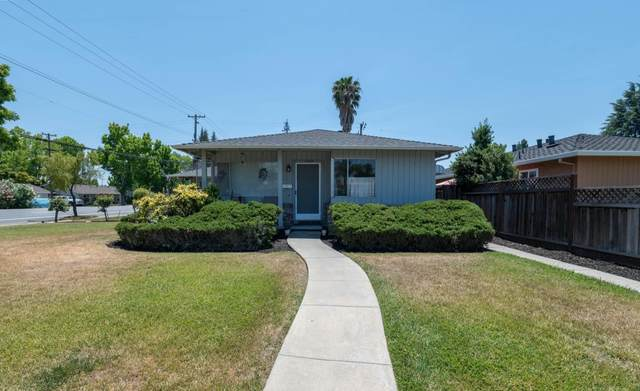 381 N Leigh Ave, Campbell, CA 95008 (#ML81850495) :: The Realty Society