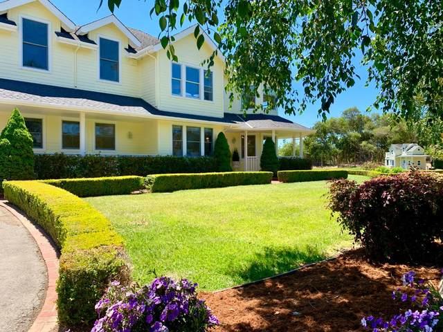 120 Palomino Ct, Watsonville, CA 95076 (#ML81850509) :: The Gilmartin Group