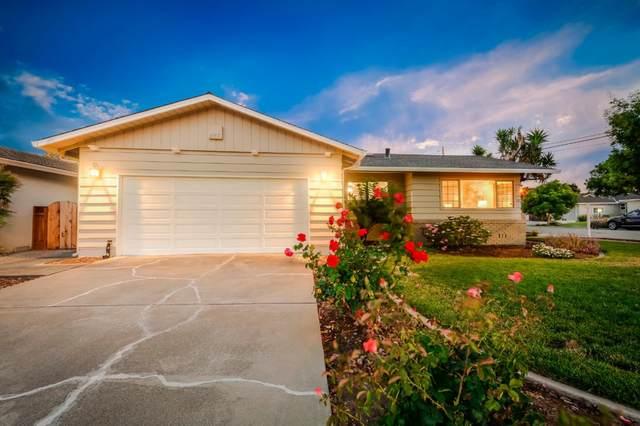840 Raintree Dr, San Jose, CA 95129 (#ML81850516) :: The Kulda Real Estate Group
