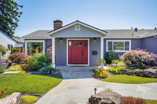 1180 Fairview Ave, Redwood City, CA 94061 (#ML81850525) :: The Kulda Real Estate Group