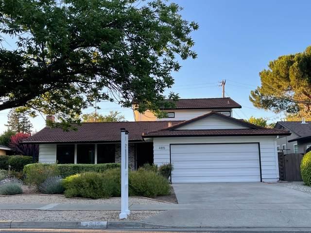 4815 Blue Ridge Dr, San Jose, CA 95129 (#ML81850537) :: The Kulda Real Estate Group