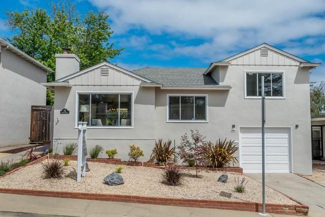 412 Granada Dr, South San Francisco, CA 94080 (#ML81850576) :: Real Estate Experts