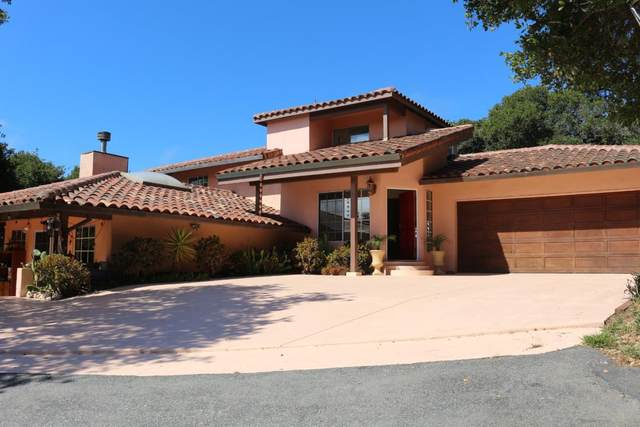 18242 Vierra Canyon Rd, Prunedale, CA 93907 (#ML81850623) :: The Realty Society