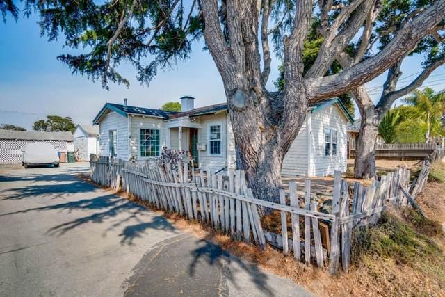 417 Alcalde Ave, Monterey, CA 93940 (#ML81850680) :: The Realty Society