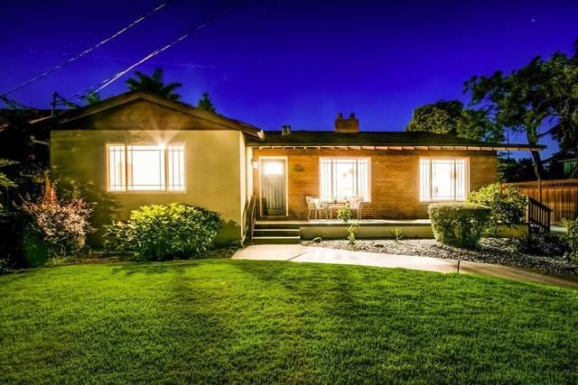 1640 Kentfield Ave, Redwood City, CA 94061 (#ML81850695) :: The Kulda Real Estate Group
