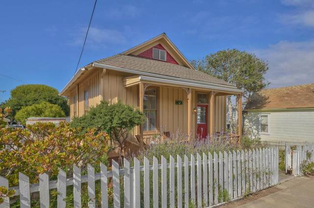 750 Laurel Ave, Pacific Grove, CA 93950 (#ML81850725) :: The Realty Society