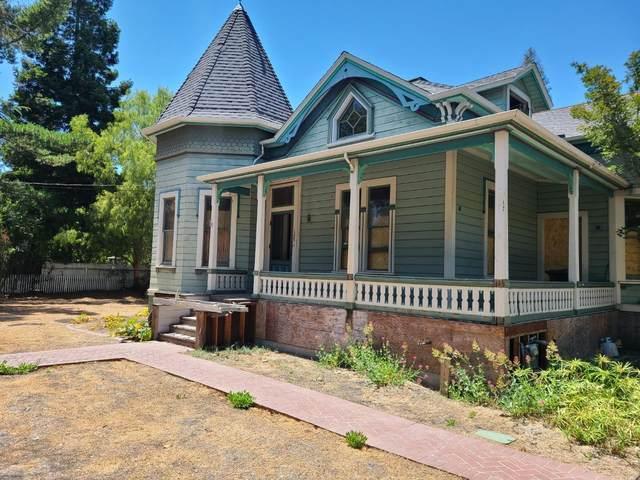 1225 W Hedding, San Jose, CA 95126 (#ML81850822) :: Real Estate Experts