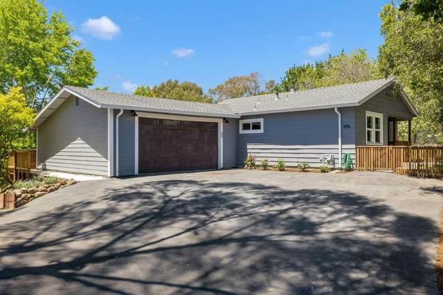 175 Barrett Dr, La Selva Beach, CA 95076 (#ML81850825) :: Real Estate Experts