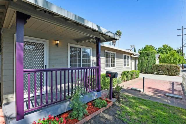 1024 Garland Ave, San Jose, CA 95126 (#ML81850881) :: Real Estate Experts