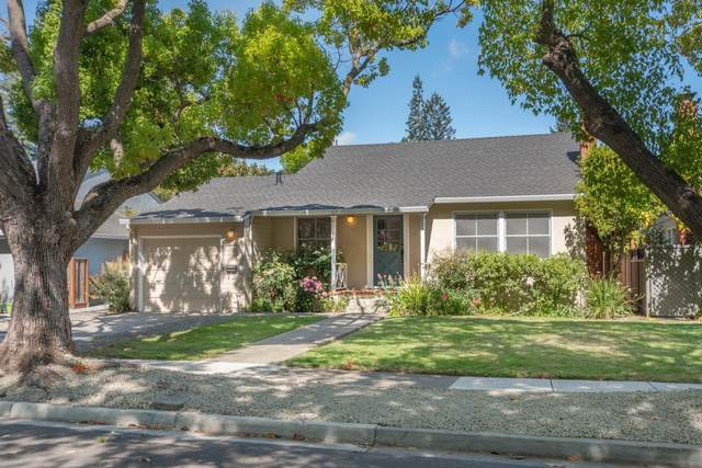 1029 Oakland Ave, Menlo Park, CA 94025 (#ML81850946) :: Paymon Real Estate Group